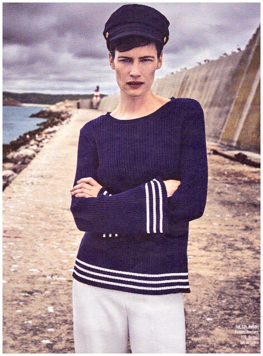 mu du london the sun fabulous magazine the gigi nautical sailor hat